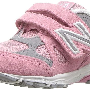 New Balance Kids' 888v1 Hook and Loop Running Shoe