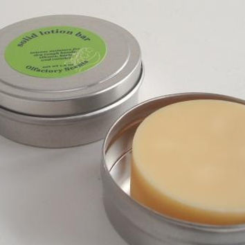 MARZIPAN Solid Lotion Bar