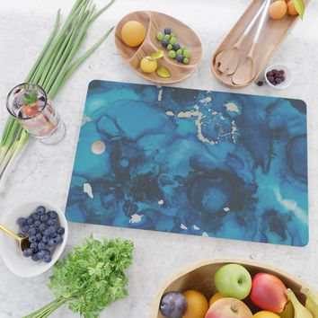 Take a Swim Cutting Board by duckyb