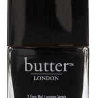 Jet Black Nail Polish – Union Jack Black : butter LONDON