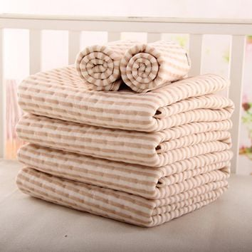Baby Nursery Fitted Sheet Crib Mat S/M/L
