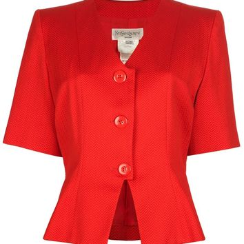 Yves Saint Laurent Vintage skirt suit