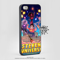 Steven Universe Stars Cell Phone Cases For Iphone, Ipod, Samsung Galaxy, Note, HTC, BB