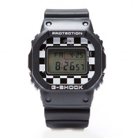 Stussy: Stussy x G-Shock DW-5600 Checker Watch