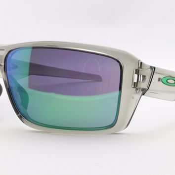 NEW Oakley Double Edge 9380-03 Sports Surfing Golf Running Cycling Sunglasses AU