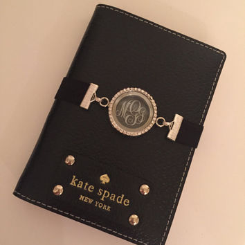 Personalized locket band for Katedori Fauxdori Midori Passport Holder