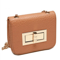 Minna Satchel Tan