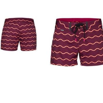 ION boardies Venice - Fig