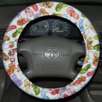 Flip Flop Steering Wheel Cover