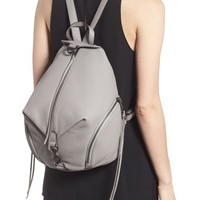 Rebecca Minkoff Julian Pebbled Leather Backpack | Nordstrom