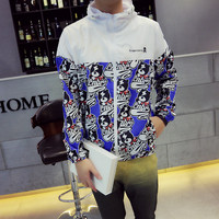 Outdoors Mosaic Coat Jacket Rashguard [6541169539]