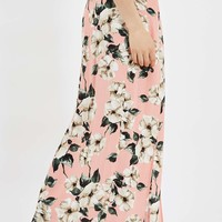 Sugar Flower Maxi Skirt | Topshop