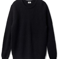 Cooper knit sweater | Knits | Weekday.com
