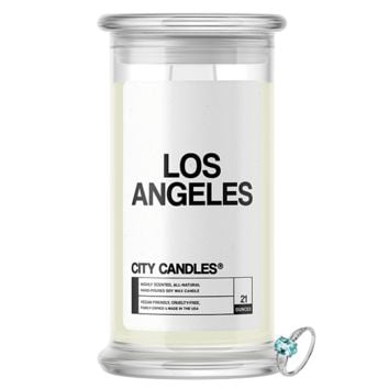 Los Angeles | City Candle®