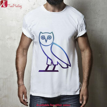 Drake OVO Owl Galaxy for Men T-Shirt, Women T-Shirt, Unisex T-Shirt