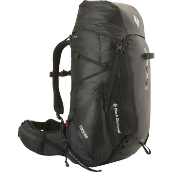 Black Diamond Element 60 Backpack - 3661-3783cu