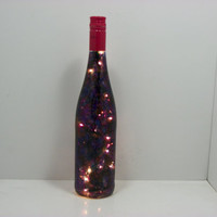 Wine Bottle Lights - Bottle Light - Lighted Bottles - Child Night Light - Lighted Wine Bottle
