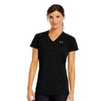 Under Armour Women's UA Twisted Tech Short Sleeve T-Shirt