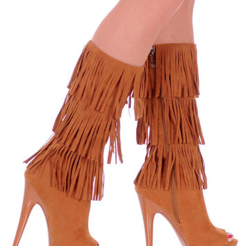 Women's Indian Boots