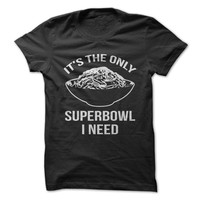 The Only Superbowl I Need