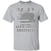 May is Brain Cancer Awareness