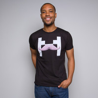 Markiplier - Warfstache Tee - Black