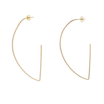Open D Earrings