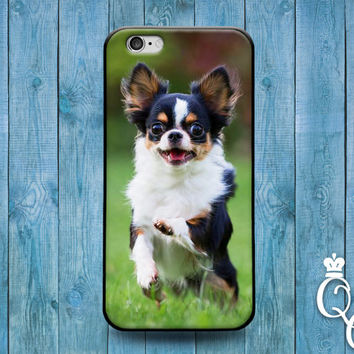 iPhone 4 4s 5 5s 5c 6 6s plus iPod Touch 4th 5th Generation Funny Dog Lover Puppy Pup Phone Cover Cute Chihuahua Fun Animal Cool Pet Case