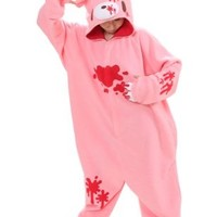 Amour - Sleepsuit Pajamas Costume Cosplay Homewear Lounge Wear (S, HM041pi)