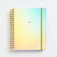 2017-2018 Ban.do Holographic Planner
