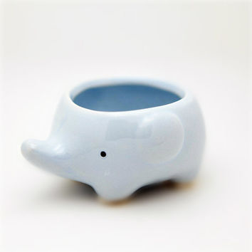 More in Stock!!! Cute Animal Planter - Elephant, Piggy
