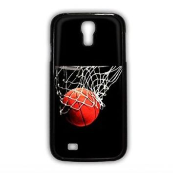 More Than Basketball Custom Case for Samsung Galaxy S3/ S4/ S5 (black samsung galaxy S4)