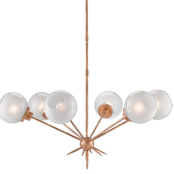 Currey Company Shelly Chandelier