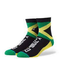 Stance OX Socks In Yellow