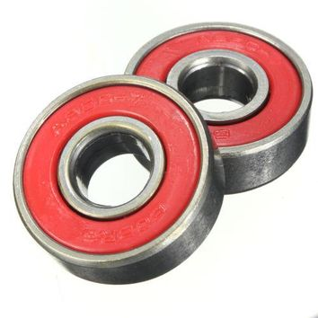 SZ Hot 10 ABEC 9 ABEC-9 608 WHEEL BEARINGS F SKATEBOARD STUNT SCOOTER QUAD INLINE SKATE
