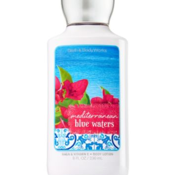 Body Lotion MEDITERRANEAN BLUE WATERS