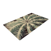 "Angie Turner ""Cactus"" Plant Woven Area Rug"