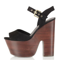 LASSIE Ankle Strap Platforms - New In This Week  - New In