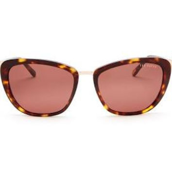 Ted Baker London Women's Wayfarer Sunglasses