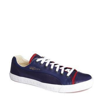 alexander mcqueen for puma street climb low trainers  number 1