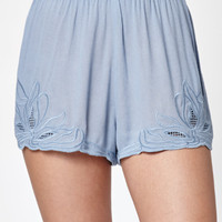 Kendall and Kylie Embroidered Soft Shorts at PacSun.com