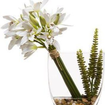 White Orchid/Succulent Water Like