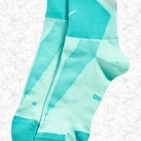 Women's Nike 'Elite' Lightweight Quarter Running Socks