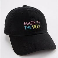Made In The 90s Dad Hat - Spencer's