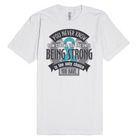 Addiction Recovery Strong Shirts