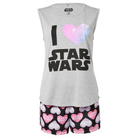 Women's Star Wars Pyjama Set – Target Australia