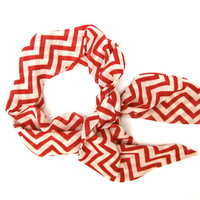 Chevron Head Scarf Bandana Hair Accessory Hair Covering Tie Up Hair Scarf Turband Cute Head Wrap Headband Teen Accessory Small Gift