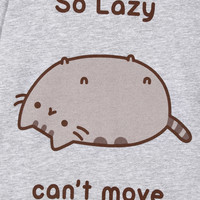 So Lazy Pusheen t-shirt (mens)