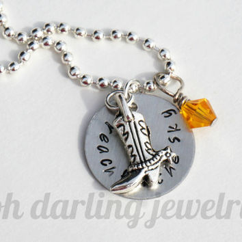 Disney Pixar's Toy Story Inspired Necklace (Sheriff Woody)
