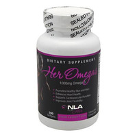 NLA For Her Her Omegas, 100 Softgels